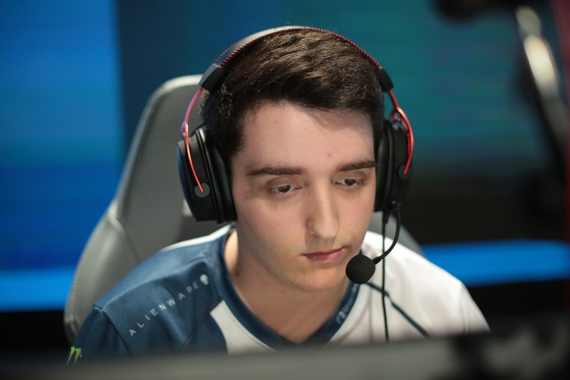 """NAF: """"We actually had an idea of me primary AWPing before, but I didn't really want to change all my spots and learn AWP rotations."""""""