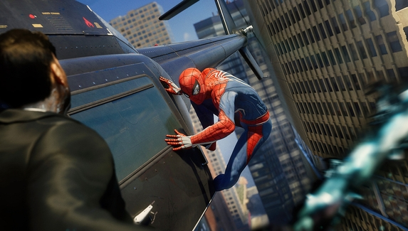 В библиотеку PS Now добавили Marvel's Spider-Man, Just Cause 4 и The Golf Club