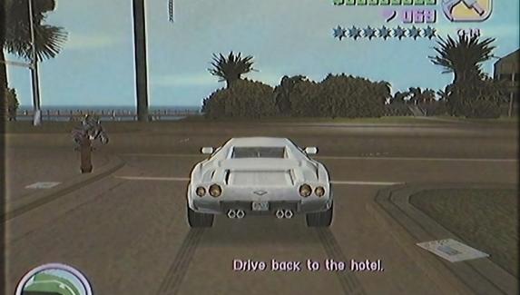 Для GTA: Vice City вышел мод с фильтром VHS