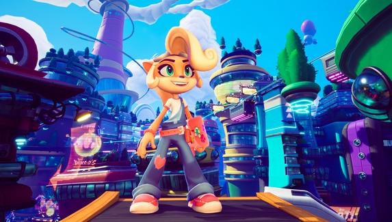 Авторы Crash Bandicoot 4 показали геймплей на пиратском острове