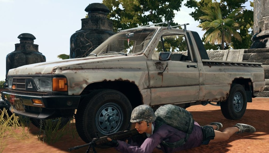 First revenue share opportunities will come to PUBG at the PGI 2018