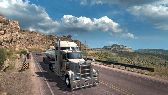 В Steam началась распродажа American Truck Simulator и Euro Truck Simulator2