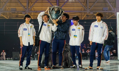 Корейцы в Dota 2. Хронология успеха