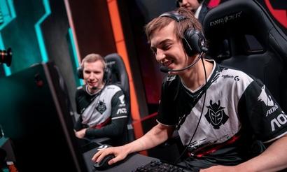 G2 Esports выиграла LEC Spring Split 2019