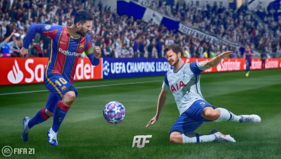 Разработчики FIFA 21 продемонстрировали функцию контроля забегающих игроков
