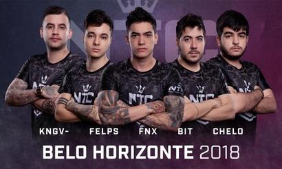 Bit о Não Tem Como: «У нас очень хорошая команда, отличное сочетание игроков»