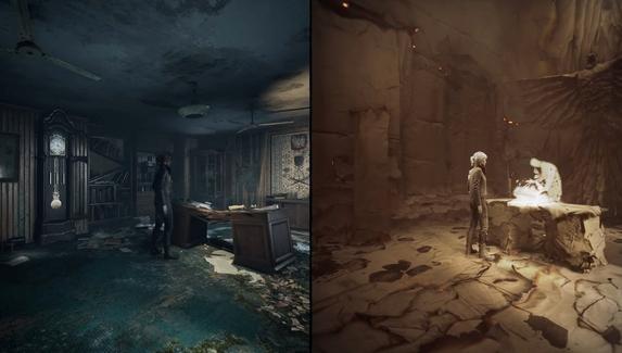 Разработчики The Medium поделились видео с особенностями игры в параллельных реальностях