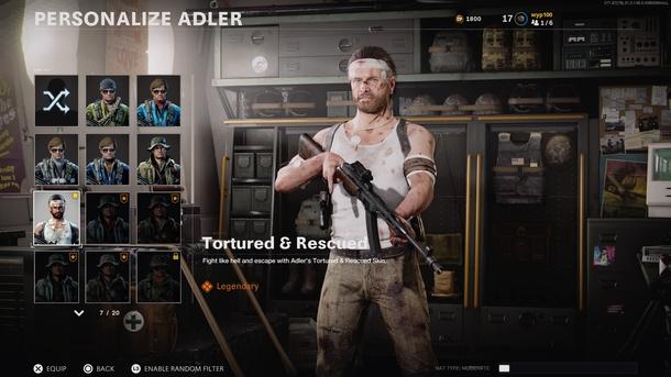 ОбразАдлера Tortured & Rescued | Источник: eurogamer.net