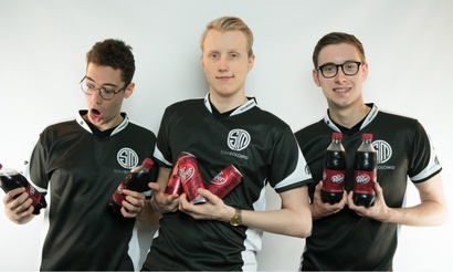 Team SoloMid снялась в рекламе Dr Pepper
