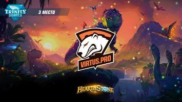 Virtus.pro – на третьем месте ESL Trinity Series S2