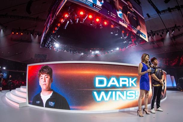 Dark   Фото: twitter.com/ESPN_Esports