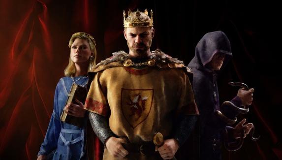 Crusader Kings III установила рекорд по продажам среди стратегий на ПК