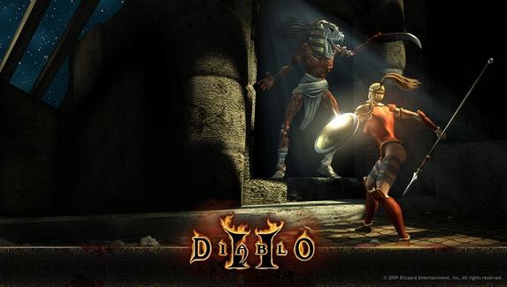 Стала известна дата начала нового сезона в Diablo II