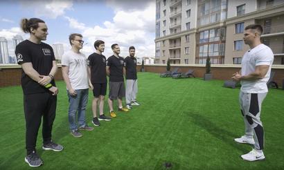 Бренд здоровой еды от бодибилдера стал спонсором Elements Pro Gaming