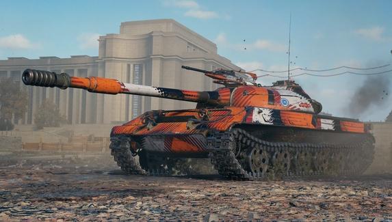 В World of Tanks добавили временный режим «Схватка: вне времени»