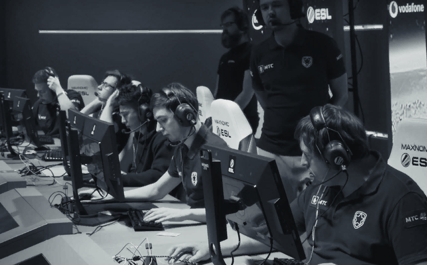 """Не аутсайдеры"": Gambit Esports"