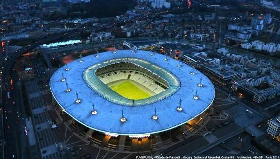Стадион «Стад де Франс» станет базой киберспортивного клуба
