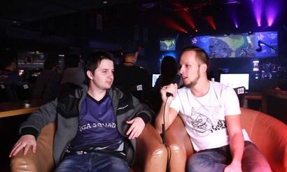 DreamHack Moscow 2014: Интервью с Fraer