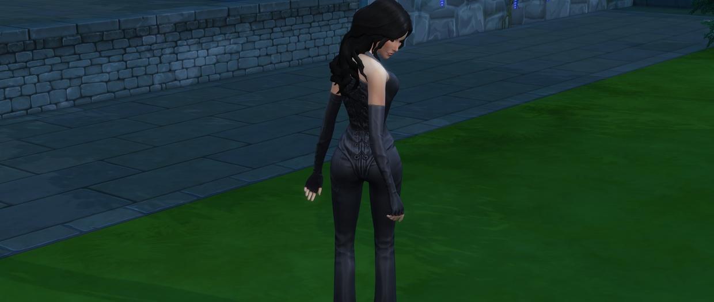 Обзор нового дополнения The Sims4 «Загородная жизнь» — Йеннифэр в деревне
