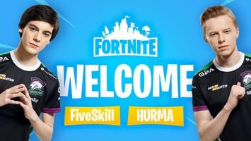 FiveSkill и HURMA стали игроками Virtus.pro!