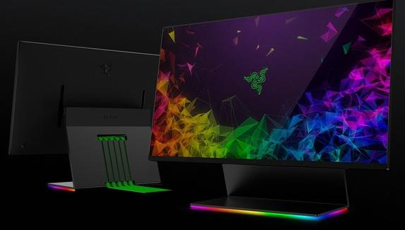 Razer представила игровой монитор