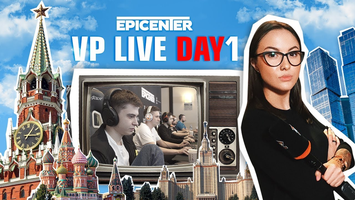 «Решил разнообразить свой день: поиграю в доту». EPICENTER XL начался!