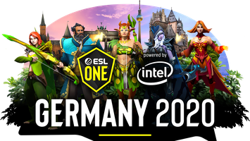 We will play in ESL One Germany Online