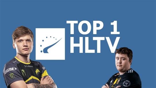 TOP1 HLTV CS:GO 19'