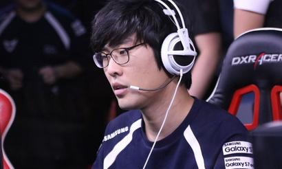 Капитан Samsung Galaxy выбрал чемпионский скин