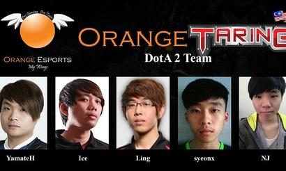 Orange Esports возвратились с новым составом