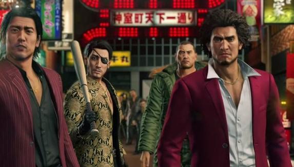 Подробности о новой части Yakuza сообщат в следующем году