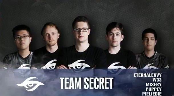 Team Secret 2016