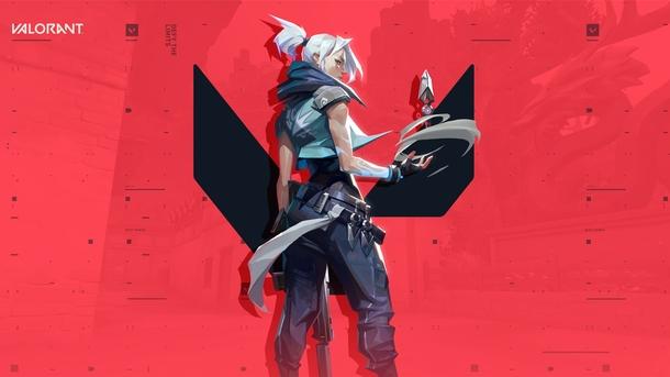 Агент Jett. Арт: Riot Games