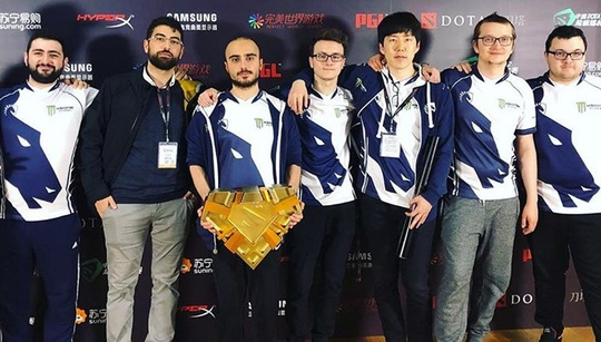 Updated: Heen has reportedly left Team Liquid