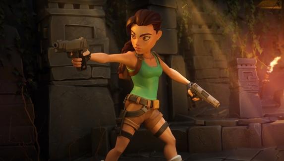 Условно-бесплатный экшен Tomb Raider Reloaded выйдет на смартфонах