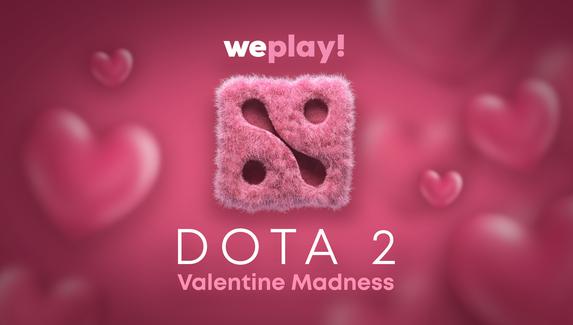 WePlay! проведет турнир на $100 тыс. в честь Дня святого Валентина