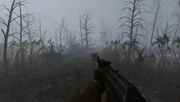 Энтузиаст представил модифицированную версию S.T.A.L.K.E.R. на движке Crysis