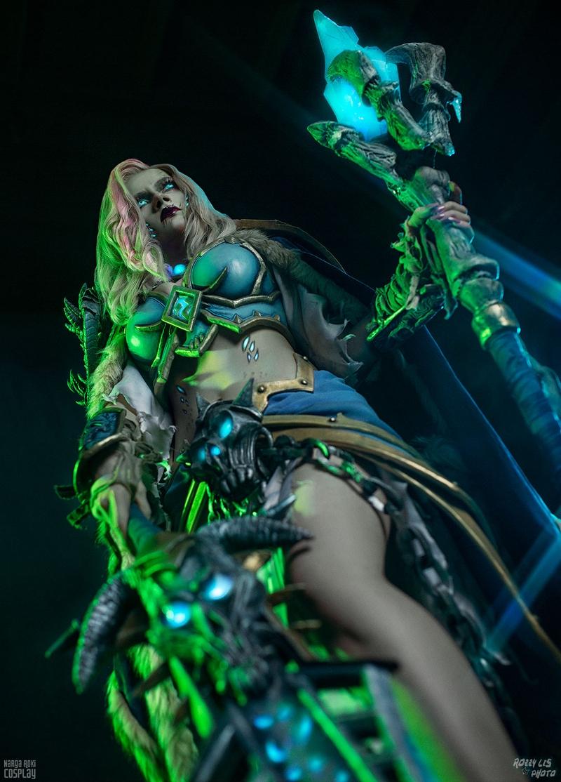 Косплей на Джайну из Hearthstone. Косплеер: Narga. Фотограф: Резеда Магизова. Источник: vk.com/lifestream_cosplay