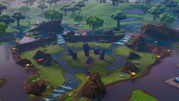 В Fortnite могут переделать локацию Подлый пруд