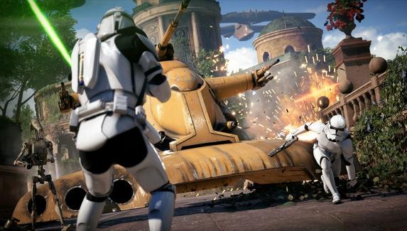 СМИ: EA отменила разработку спин-оффа Star Wars: Battlefront