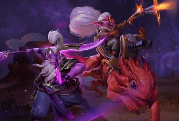 Void Spirit и Snapfire уже прибыли в Dota 2 Источник: Valve