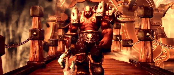 "Who does Blizzard consider to be ""not Garrosh,"" although many would argue with the developers?"