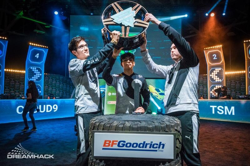 Cloud9 - чемпионы DHPC Dallas