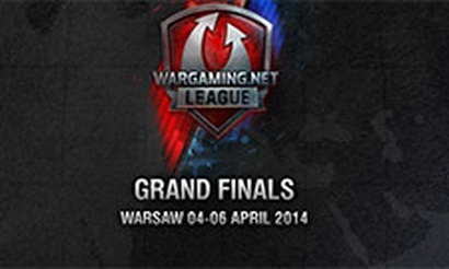Жеребьевка Wargaming.net League Grand Finals