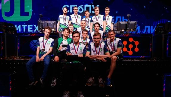 Сборная СПбПУ стала чемпионом Всероссийской киберспортивной студенческой лиги