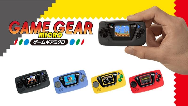 Game Gear Micro - 275 $