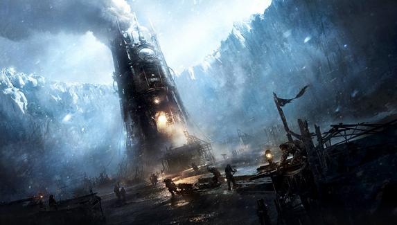 Создатели Frostpunk выпустят настольную версию игры