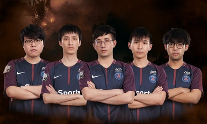 Участники The International 2018: PSG.LGD