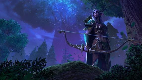 Фанаты нашли новые модели Сильваны, Джайны и других героев из Warcraft III: Reforged