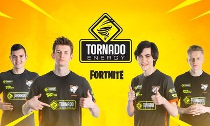 Virtus.pro заключила спонсорское соглашение с Tornado Energy
